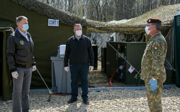 """Președintele Iohannis: """"E și datoria populației, nu doar a sistemului medical, să depășim această pandemie"""""""