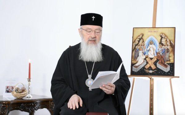 Să transmitem  generațiilor viitoare preocupările pascale – Scrisoarea Pastorală a Arhiepiscopului Andrei