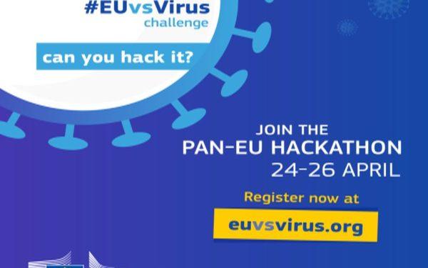 Hackathon pan-european de inovare anti Covid-19