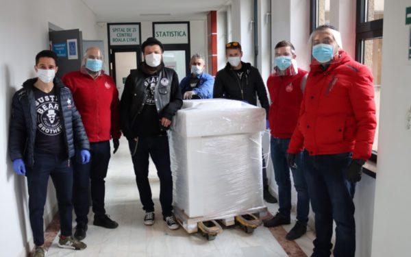 Aparat de testare de ultimă generație la Infecțioase. Capacitatea de analiză a probelor se dublează