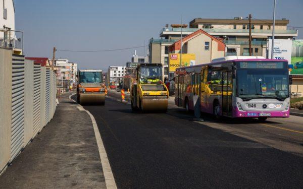 """Modernizarea străzii Bună Ziua """"promite"""" și stații de autobuz amenajate"""