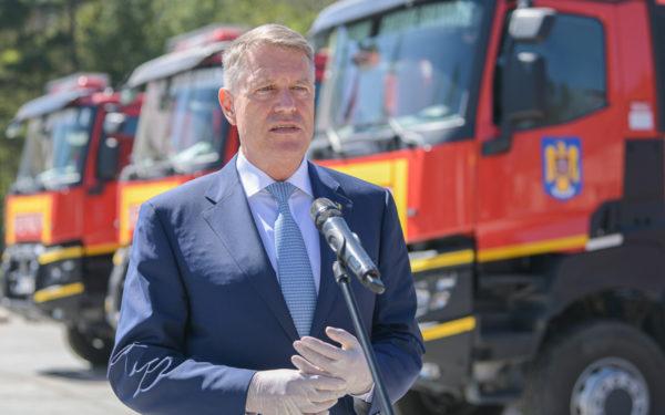 Președintele Klaus Iohannis le cere românilor să rămână acasă de Paști