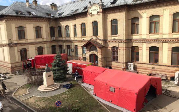 Medicală 1, următorul spital din Cluj unde vor fi tratați pacienții Covid. Mai multe locuri de terapie intensivă la Boli Infecțioase