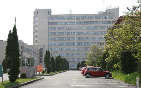 Spitalul de Recuperare a intrat în lupta Covid. Peste 30 de pacienți, internați aici