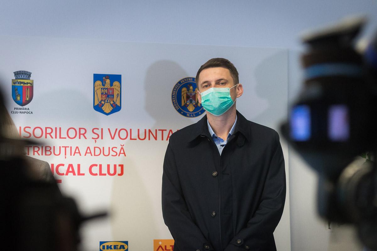 Prefectul Mircea Abrudean