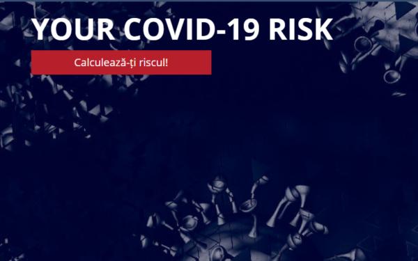 Cum poți să estimezi riscul de a te infecta și a răspândi Covid-19