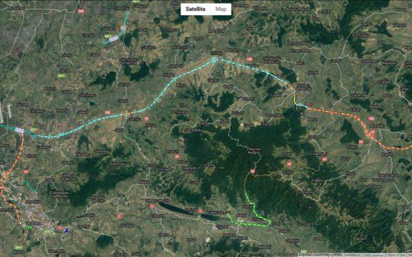 S-a semnat contractul pentru realizarea a încă 30 de kilometri din A3, între Chiribiș și Biharia