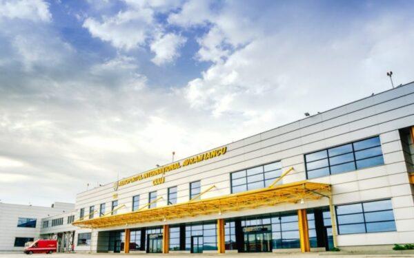 Numărul de pasageri de pe aeroportul clujean este la un sfert față de iulie 2019