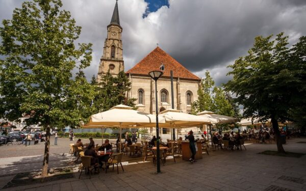 Clujul, în topul destinațiilor preferate de turiștii români în această vară