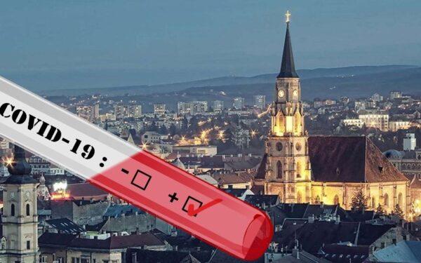Numărul cazurilor de COVID-19 a ajuns la 102.386 în România. 45 de noi cazuri la Cluj