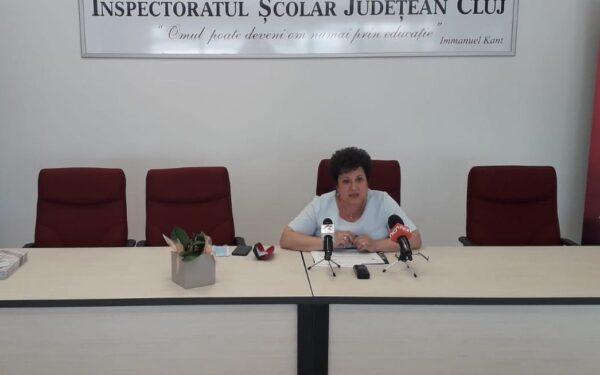 Șefa ISJ Cluj: Alternarea cursurilor clasice cu cele online are cele mai mici dezavantaje