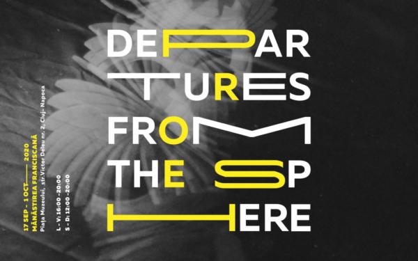 AUDIO | Departures from the Sphere, locul în care arta se întâlnește cu știința