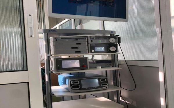 Noi echipamente moderne au intrat în dotarea Spitalului de Urgență din Cluj